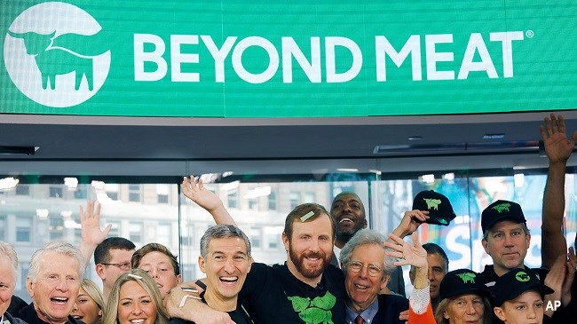 Beyond Meat executive team