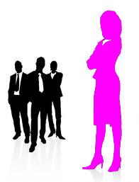 Donne ai posti di comando