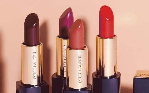 Estee lauder homepage makeup