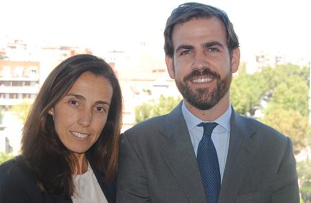 TALENT ON THE MOVE: Pilar Bravo y Borja López-Mancisidor
