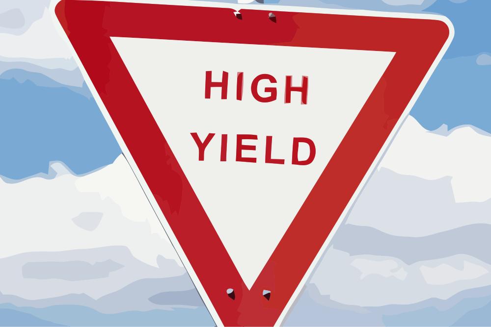High yield bonds vectorized