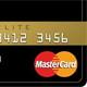 Mastercard creditcard detail
