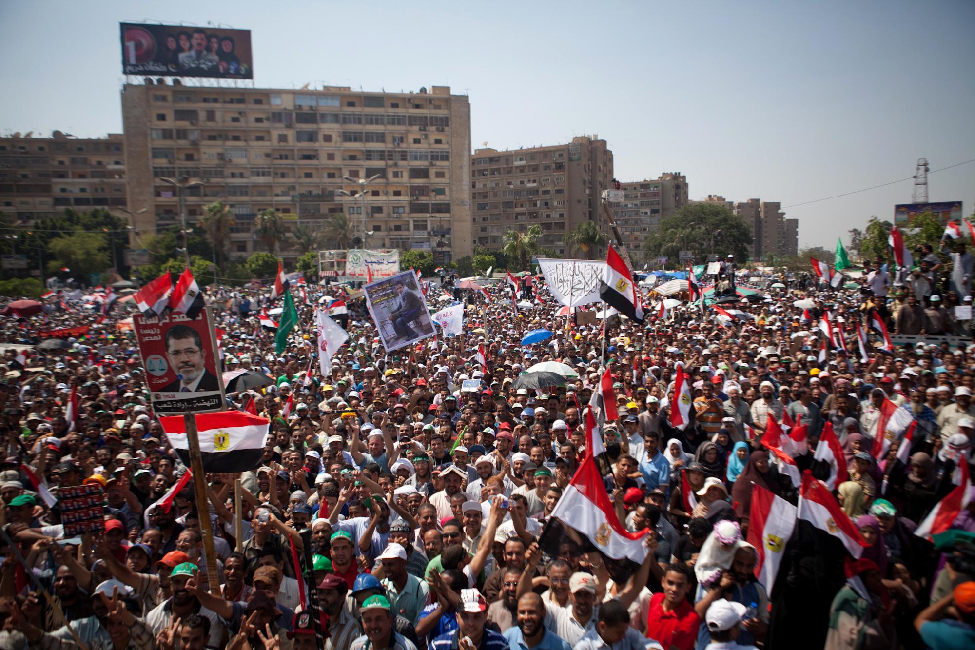 Egitto alla prova dei mercati