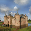 Aandelen als een kasteel met een slotgracht