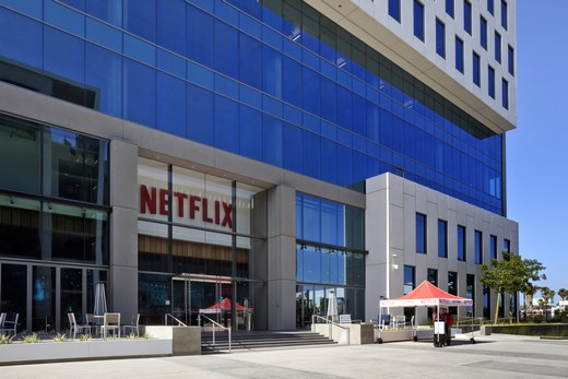 Netflix siège Los Angeles