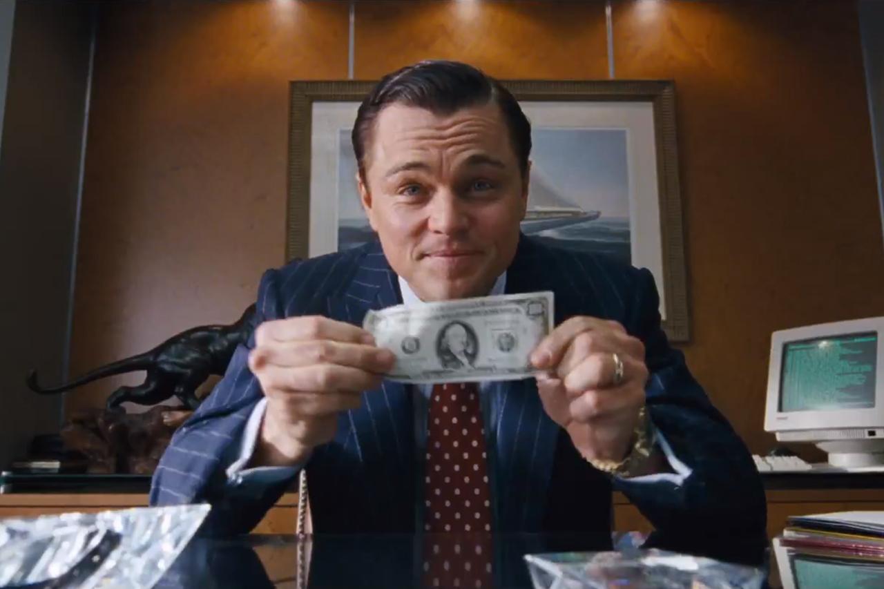 Le 7 lezioni del Lupo di Wall Street