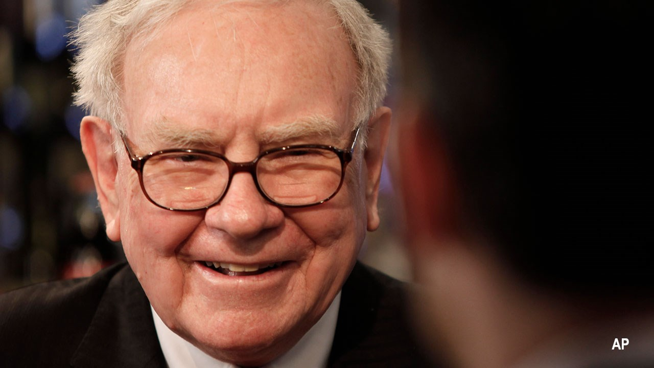 Buffett a long-term value play as recession fears bite