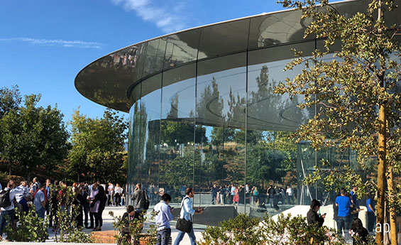 Apple campus, Silicon Valley
