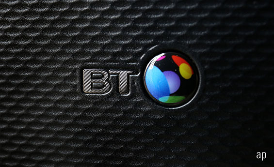 A BT hub. Shares are undervalued, analysts believe