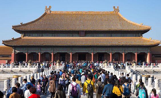 Beijing, China millennials emerging markets Asia economies disruption