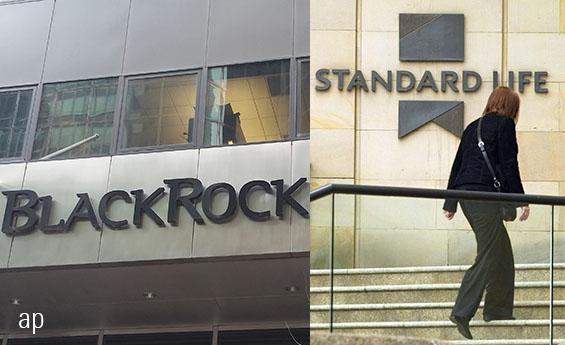 BlackRock, Standard Life