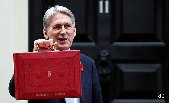 Budget 2018 politics government UK brexit economics fiscal stimulus