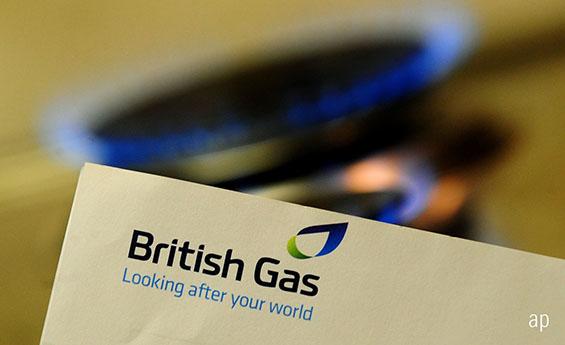 British Gas bill