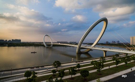 China's Nanjing Eye