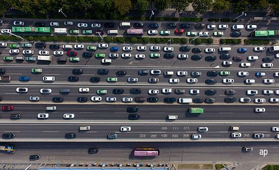 China's highways