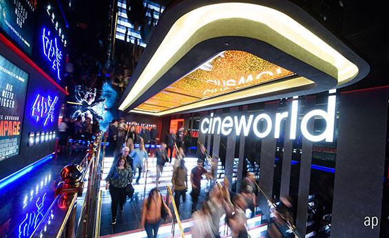 Cineworld, cinema, FTSE 100, UK equity income, stocks