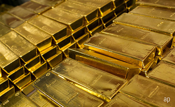 gold bars coins currency commodities precious metal natural resources mining miner stocks