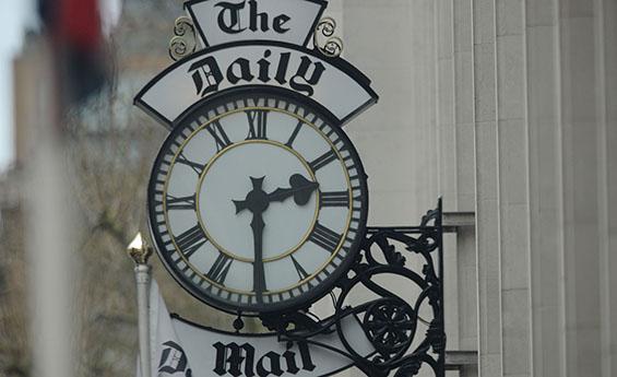 Daily Mail, Mail Online, Relx, UK stocks, Renishaw, Crux