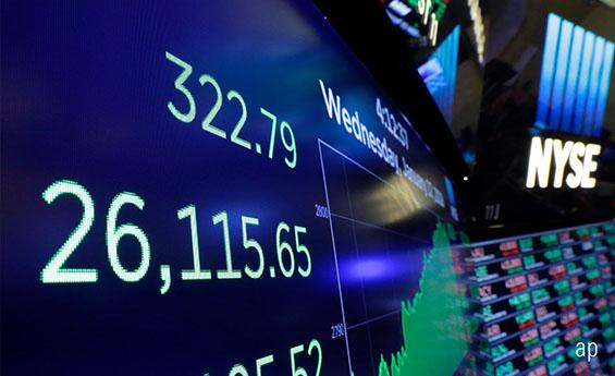 Dow Jones Hits 26,000