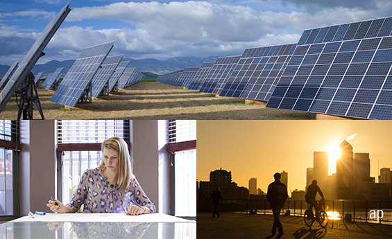 ESG Investing, Wind Farms and Solar Panels