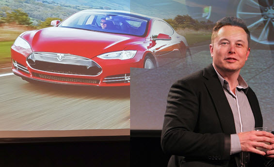 Elon Musk Tesla CEO threatens to take electric car company off the stock market