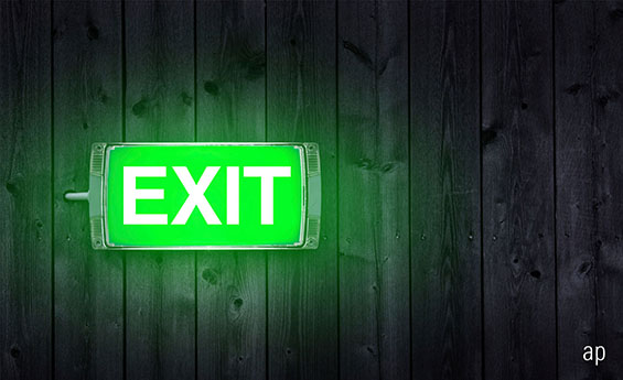 exit sign, Stephen Snowden, Kames Capital, Morningstar rating