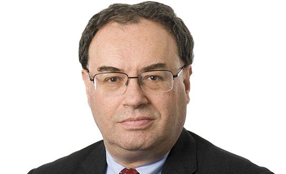 FCA's Andrew Bailey
