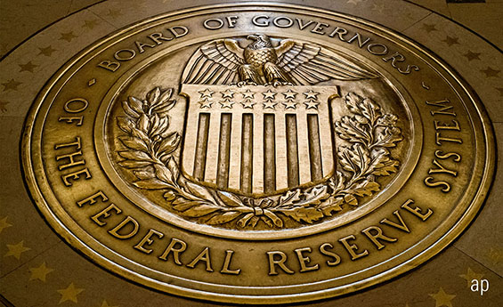 Federal Reserve sign article