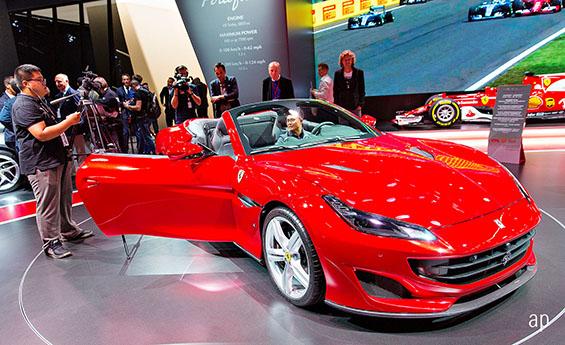 Ferrari, European equities, stock market, emerging market, China GDP growth