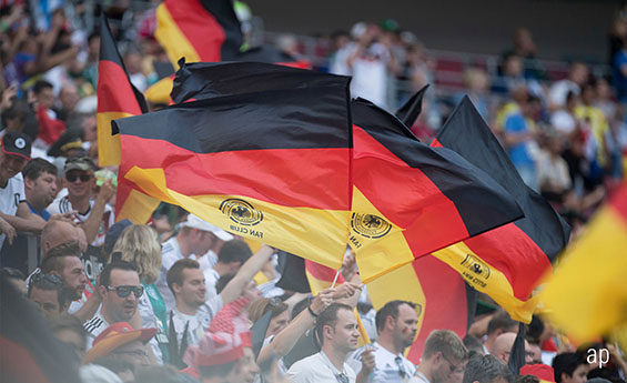 Germany World Cup Fans