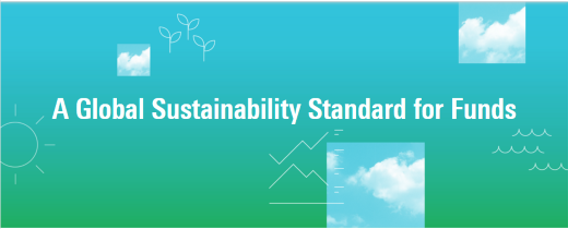 Global sustainability standard for funds px520