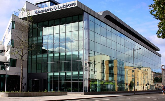 Hargreaves Lansdown office