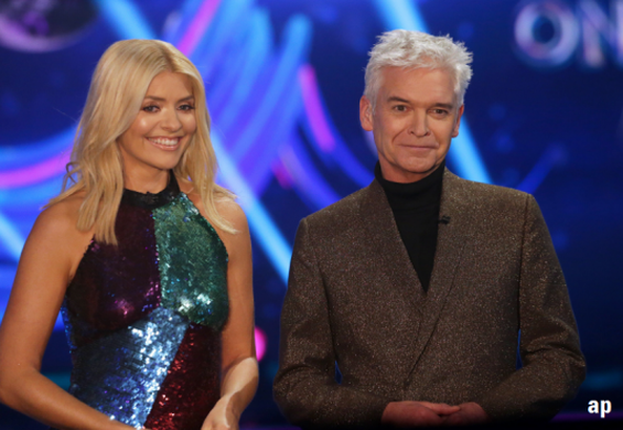 ITV stars Holly Willoughby and Phillip Schofield