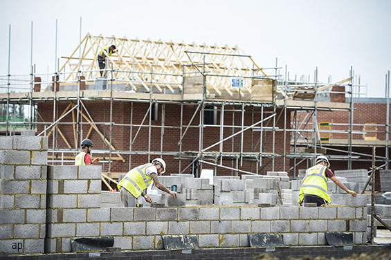 housebuilder stocks among first investment of private investor