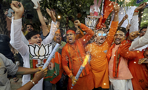 Indian election results