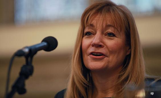 Member of European Parliament Kay Swinburne