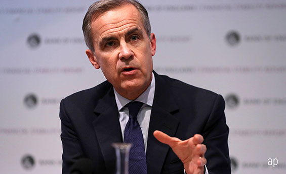 Mark Carney Brexit Warning