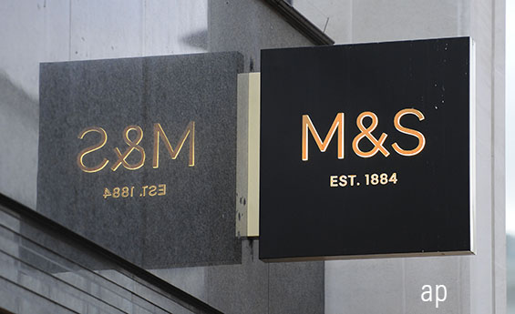 Marks & Spencer, M&S share price, M&S, Ocado, stocks, Ocado, right issue, dividend cut