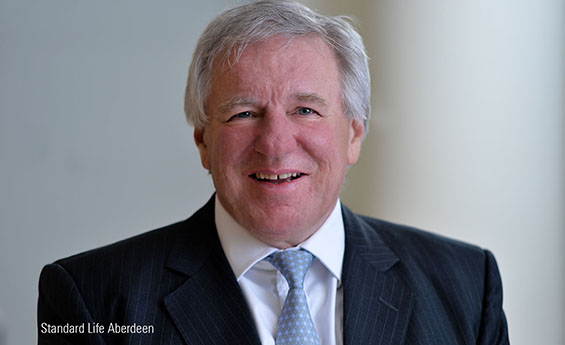 Martin Gilbert, Standard Life Aberdeen, Aberdeen Asset Management, Morningstar analyst rating, chief executive
