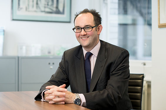 Private investor Matthew O'Kane