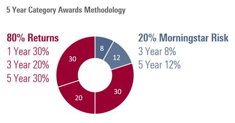 Metodologia Premios Morningstar 2019