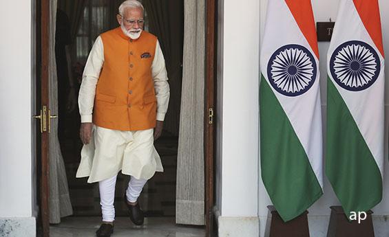 Narendra Modi, India Prime Minister