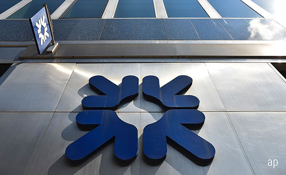 Royal Bank of Scotland RBS downgrade bank financial UK equity