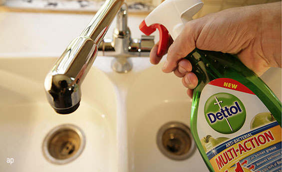 Reckitt Benckiser brand Dettol consumer staples pricing power equity stocks UK market