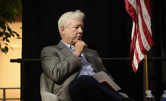 Nobel prize winner Richard Thaler