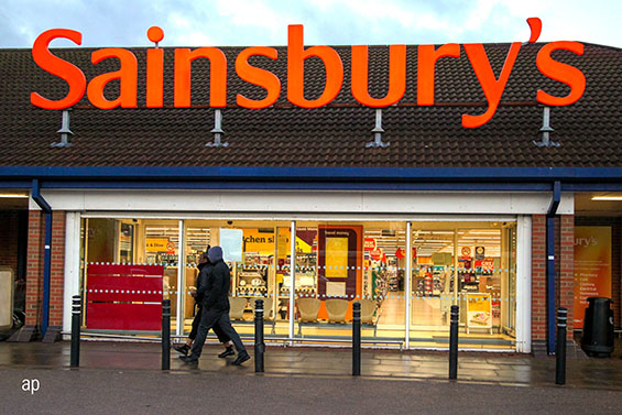 Sainsbury's, Sainsbury's share price, Asda, Walmart, FTSE 100, stock market