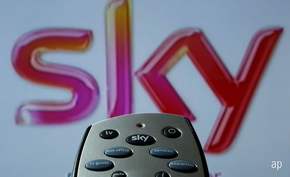 sky telecoms merger acquisition tv television fox disney mobile europe stocks shares equities