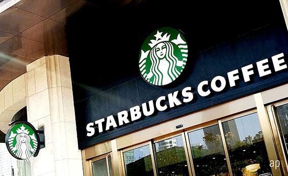 Startbucks, stocks, Starbucks share price, Facebook, sell-off