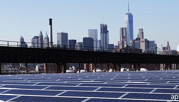 New York solar panels