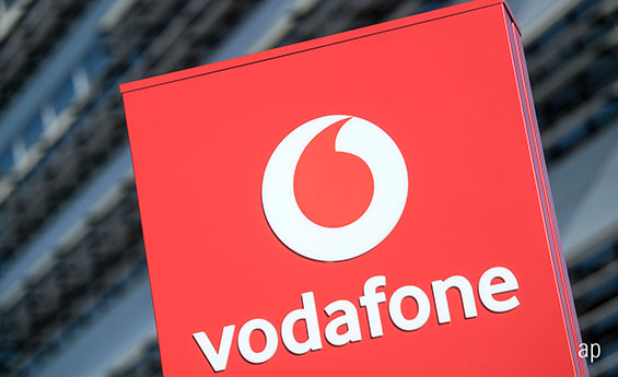 telecoms stock Vodafone telco TMT UK equity trade war